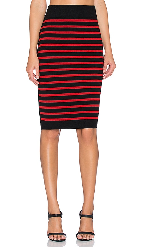 Marc by Marc Jacobs Jacquelyn Mini Skirt in Black