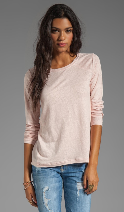 Martha Jersey Long Sleeve Top