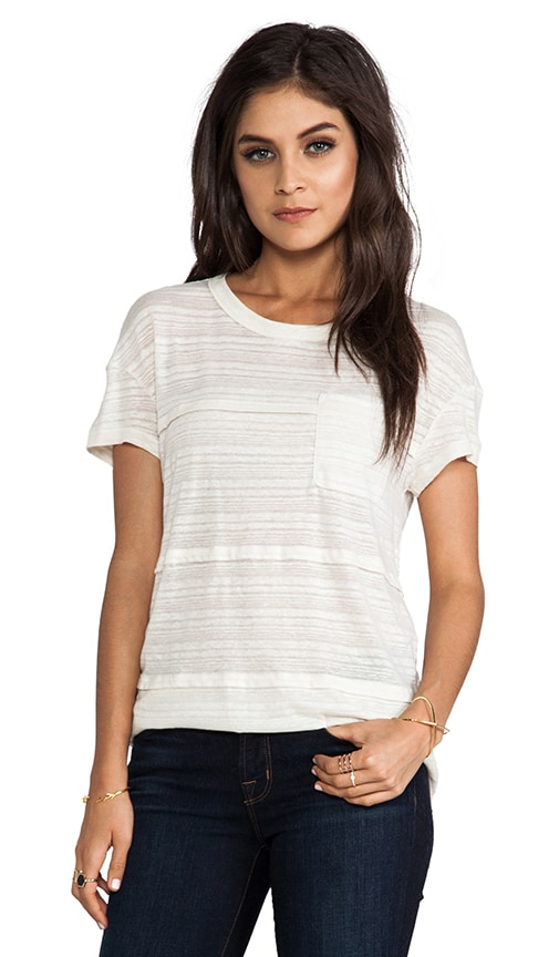 Eloise Ombre Jersey Tee