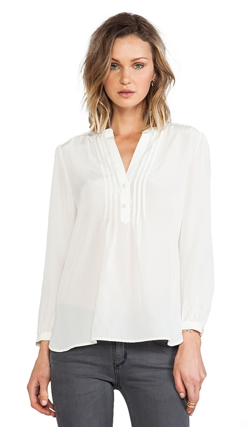 Frances Silk Blouse
