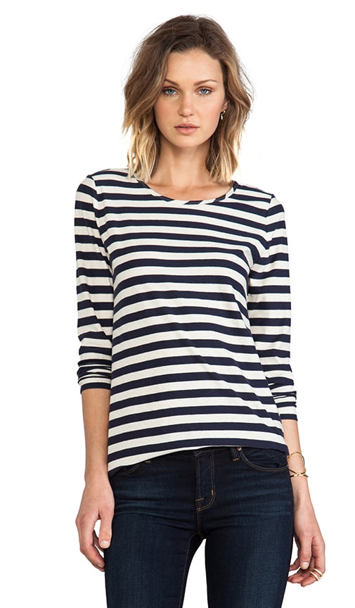 Pam Stripe Top