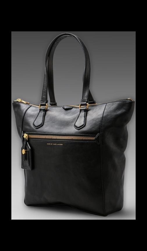 Globetrotter Zip Tote
