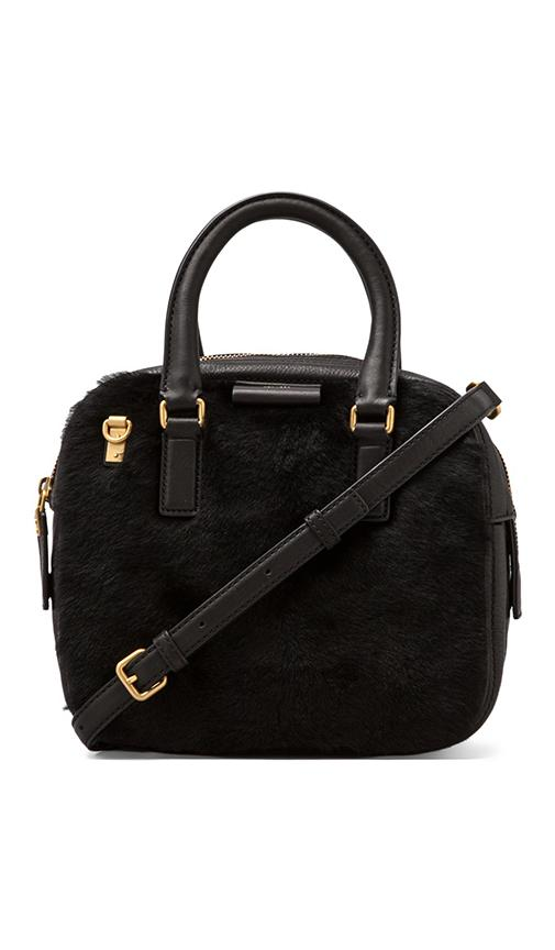 Shearling Show Group Clover Top Handle