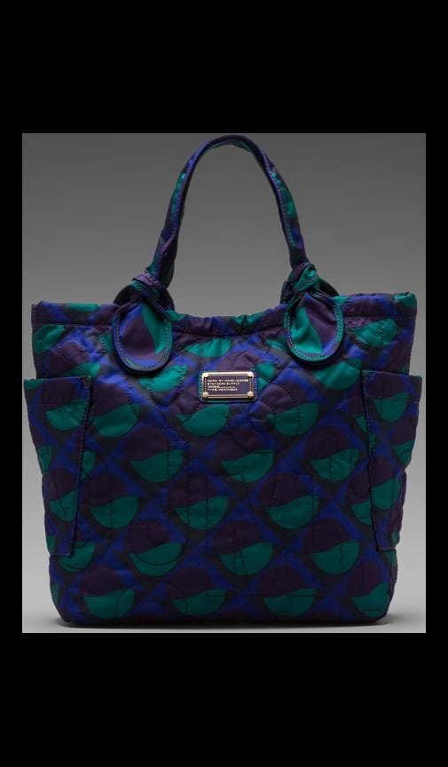Pretty Nylon Etta Print Medium Tote