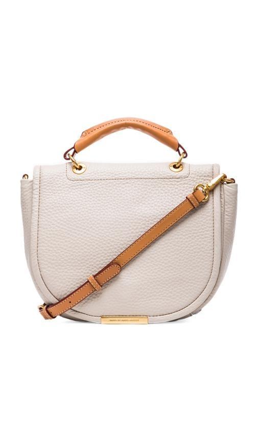 Softy Saddle Top Handle Bag