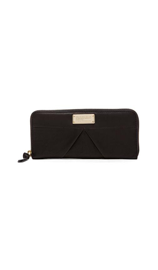 Marchive Slim Zip Around Wallet