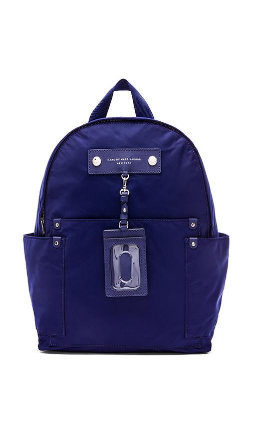 Preppy Nylon Backpack