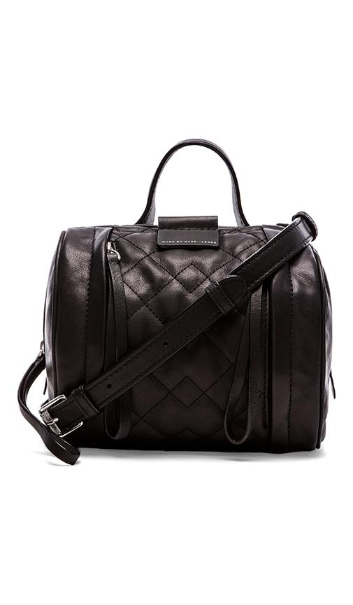Moto Quilted Barrel 18 Bag