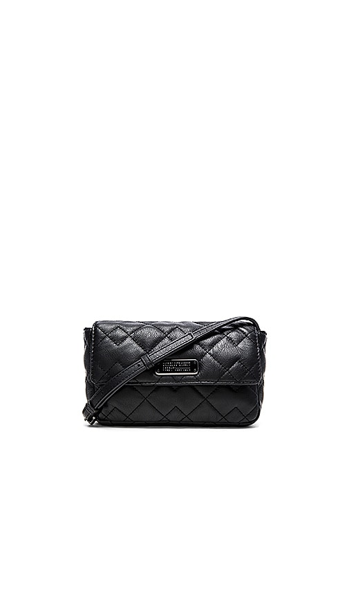 Marc by Marc Jacobs Crosby Quilt Julie Crossbody Bag in Black