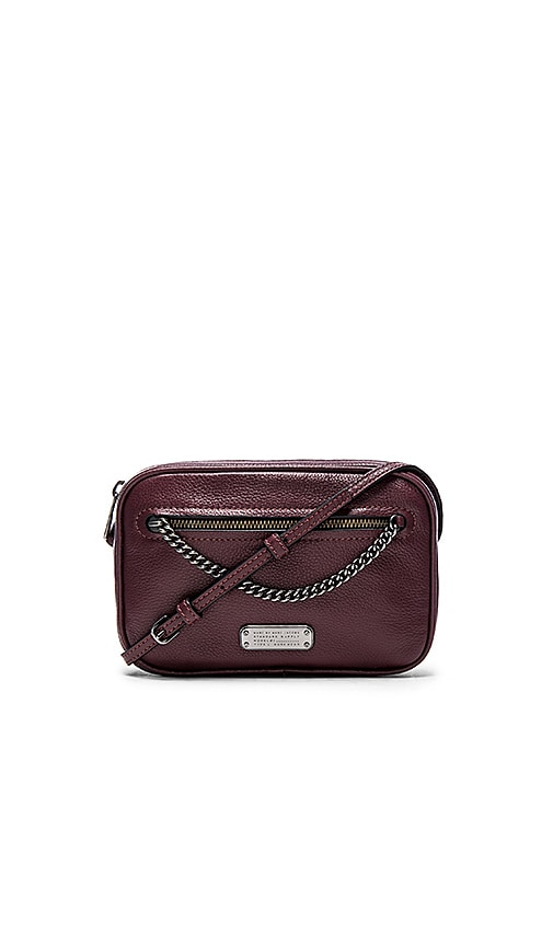 Marc by Marc Jacobs Sally with Chain Crossbody Bag in Cardamom