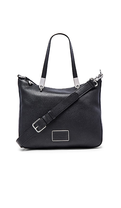 Marc by Marc Jacobs Ligero Ninja Shoulder Bag in Black