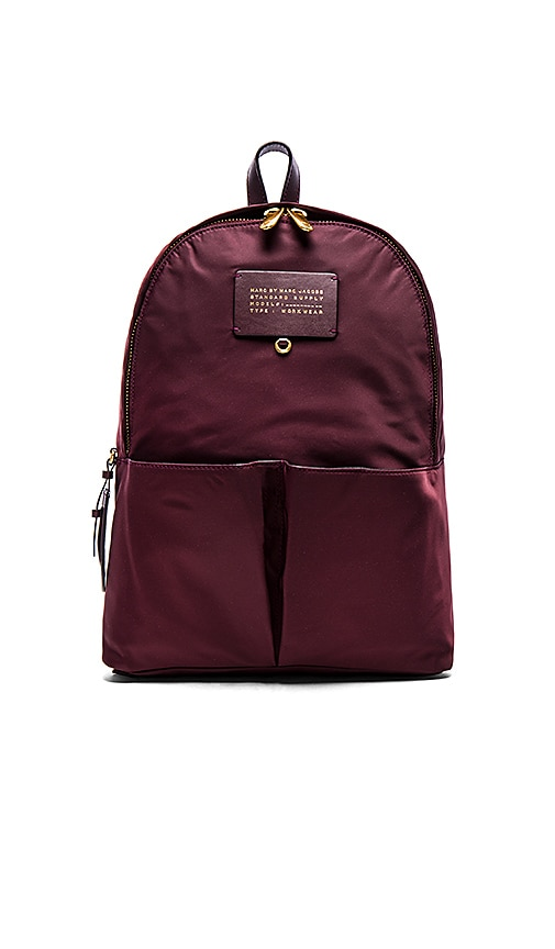 Marc by Marc Jacobs Preppy Legend Backpack in Cardamom