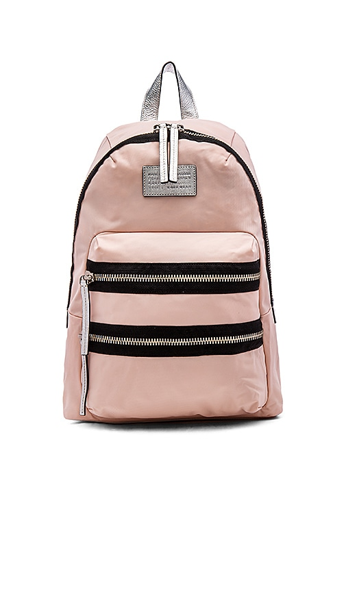 Marc by Marc Jacobs Domo Arigato Packrat Backpack in Pearl Blush Multi