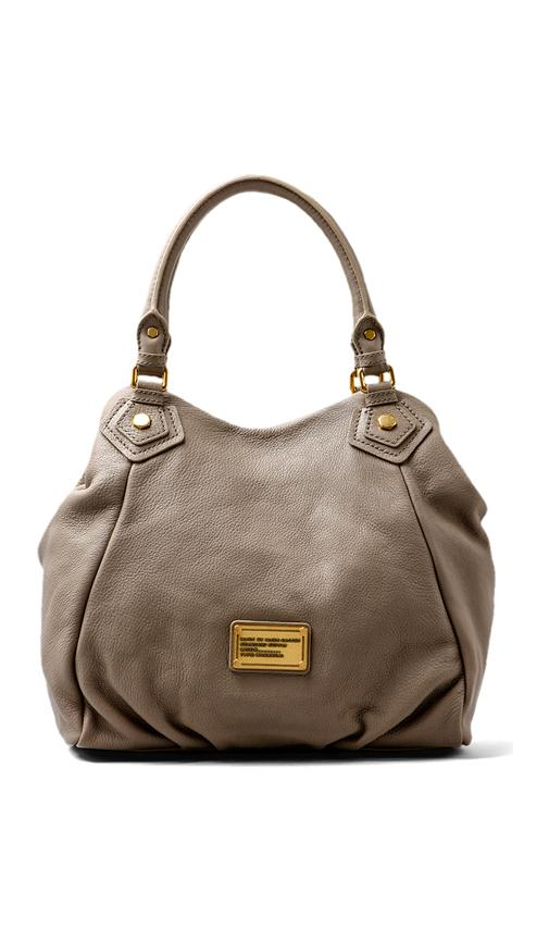 a1860930a380 Marc by Marc Jacobs Classic Q Fran Bag in Cement