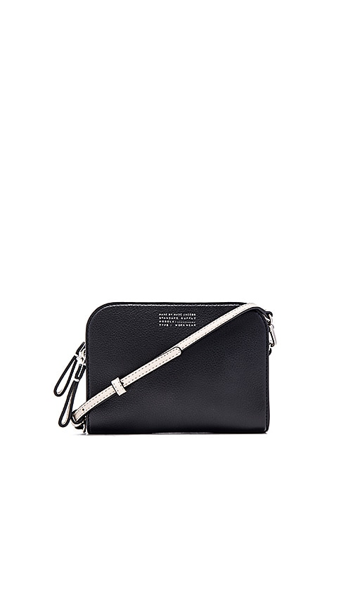 Marc by Marc Jacobs Tricolor Lux The Double Wallet in Black Multi
