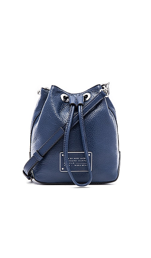 Too Hot To Handle Drawstring Bucket Bag