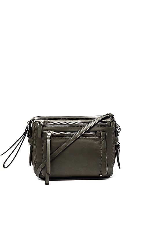 Marc by Marc Jacobs Cube Messenger Bag in Military Green