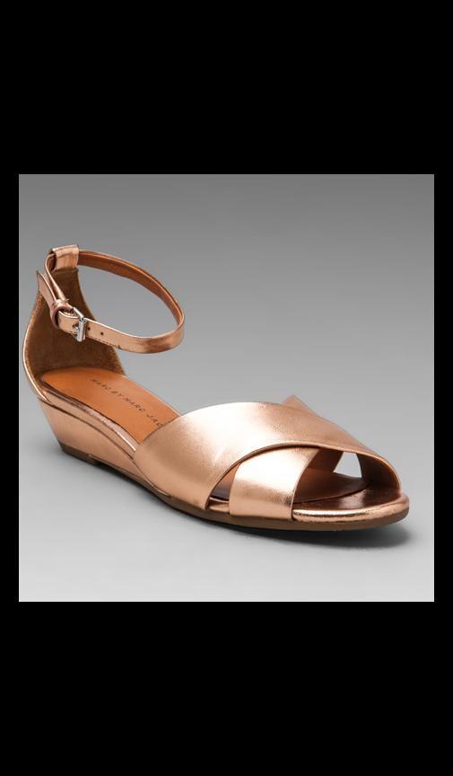 Classic Sandal Wedge