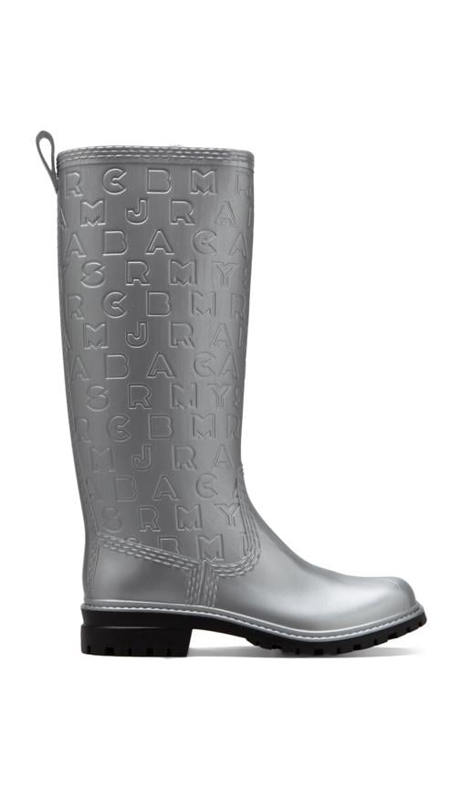 Rainy Day Rubber Rainboot