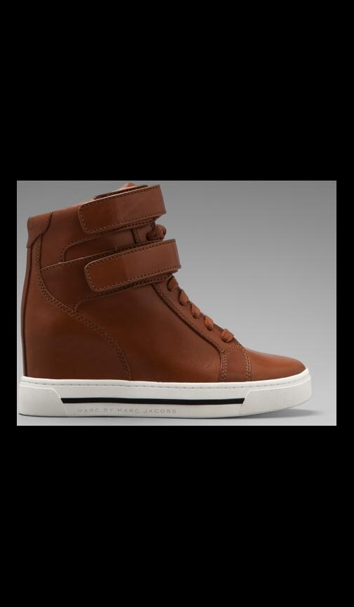 Heavy Calf Sneaker