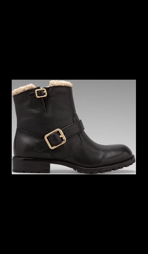 Easy Rider 30mm Ankle Boot with Shearling