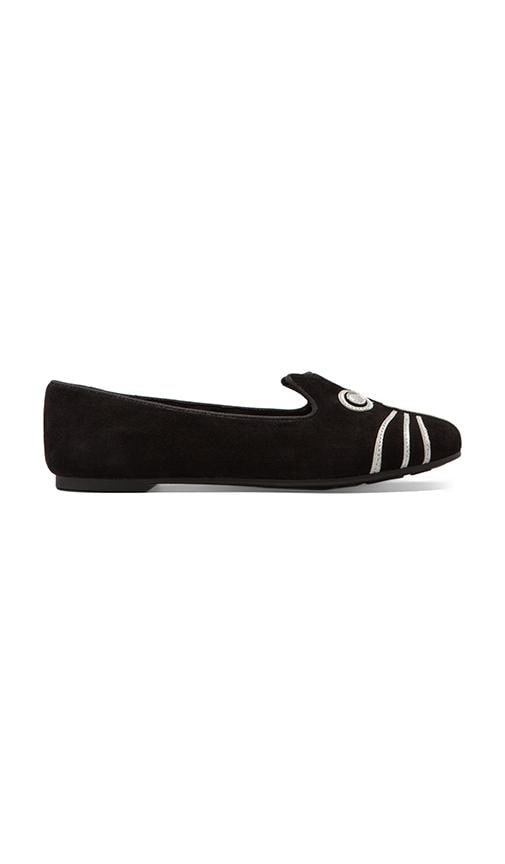 Rue Suede Metallic Loafer