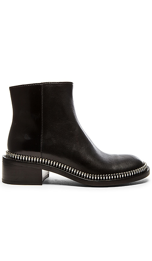 Marc by Marc Jacobs King Zip Welt Boot in Black