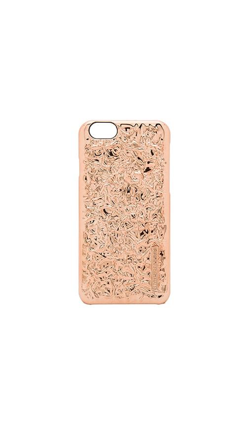 Marc Jacobs Foil iPhone 6 Case in Metallic Copper