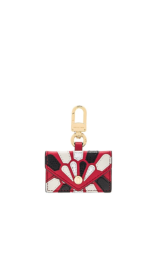 Marc Jacobs Fire Rooster Bag Charms Envelope Charm in Red
