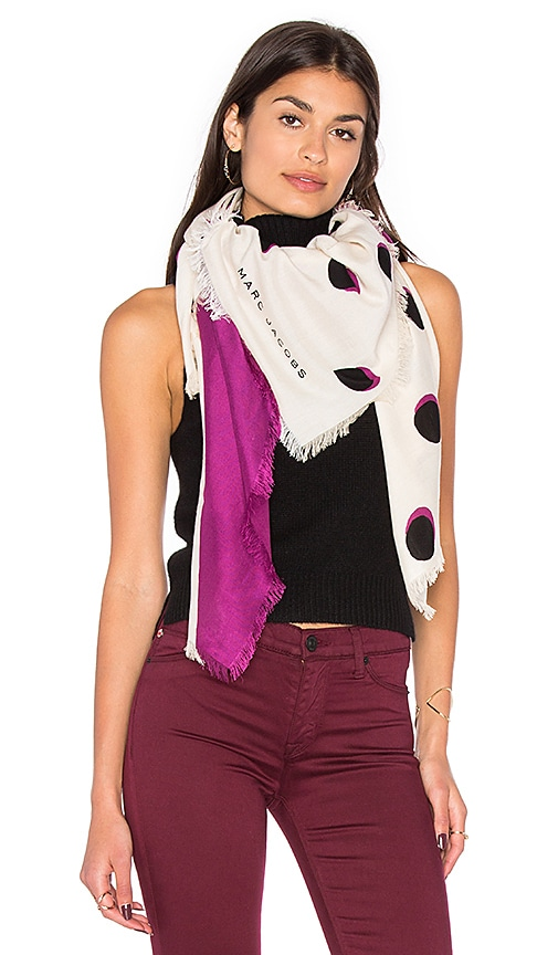 Shadow Spot Scarf