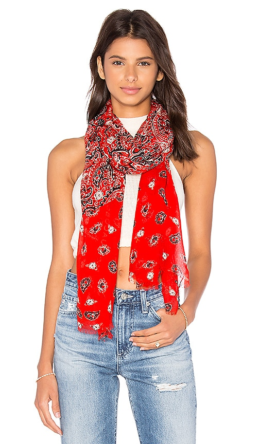 Paisley Scarf