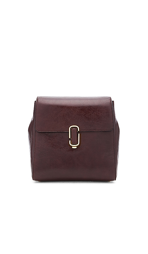 Marc Jacobs J Marc Backpack in Burgundy