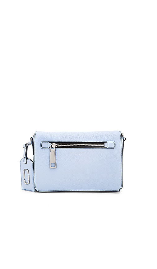 Marc Jacobs Gotham City Small Shoulder Bag in Baby Blue