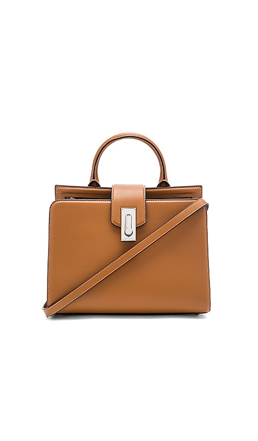 Marc Jacobs West End Small Top Handle Bag in Tan