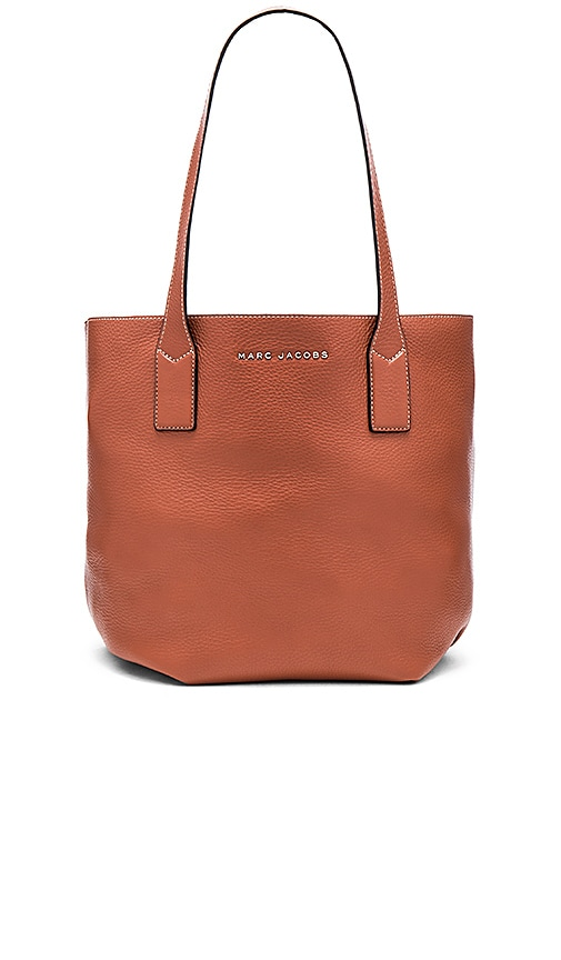 Marc Jacobs Wingman Shopping Bag in Cognac