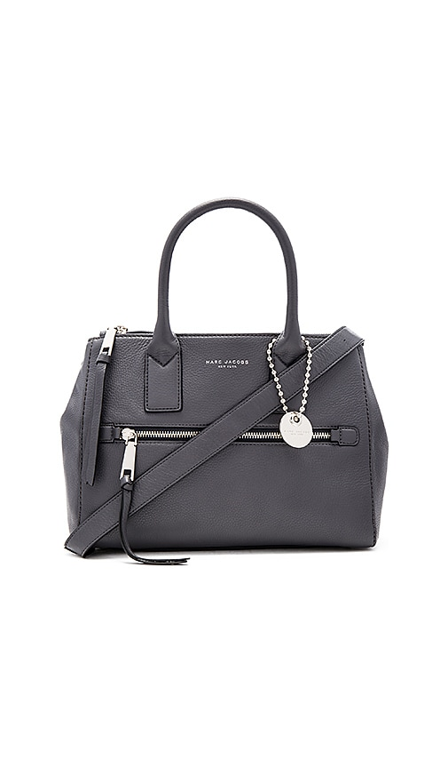 Marc Jacobs Recruit E/W Tote in Charcoal