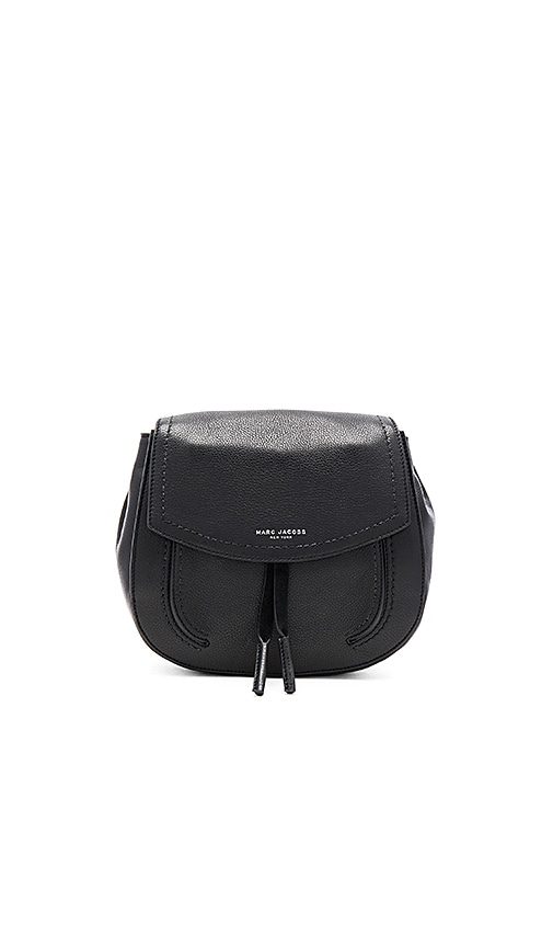 Marc Jacobs Maverick Shoulder Bag in Black