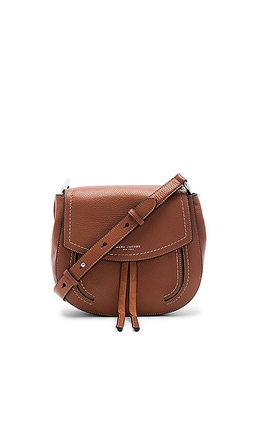 Marc Jacobs Maverick Shoulder Bag in Cognac