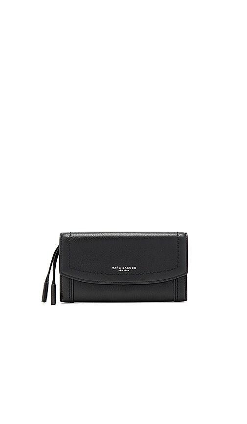 Maverick Flap Continental Wallet