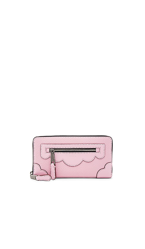 Marc Jacobs Haze Standard Continental Wallet in Pink