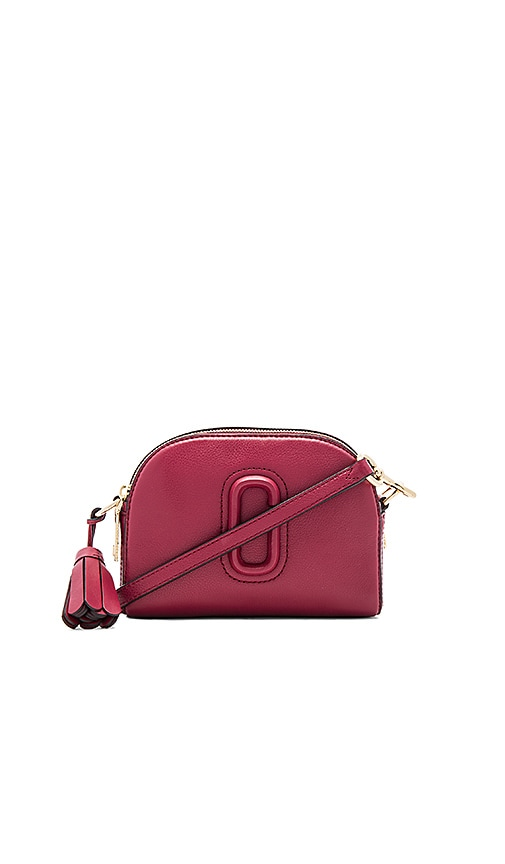 898d98d23b72 Marc Jacobs Shutter Small Camera Bag in Deep Maroon