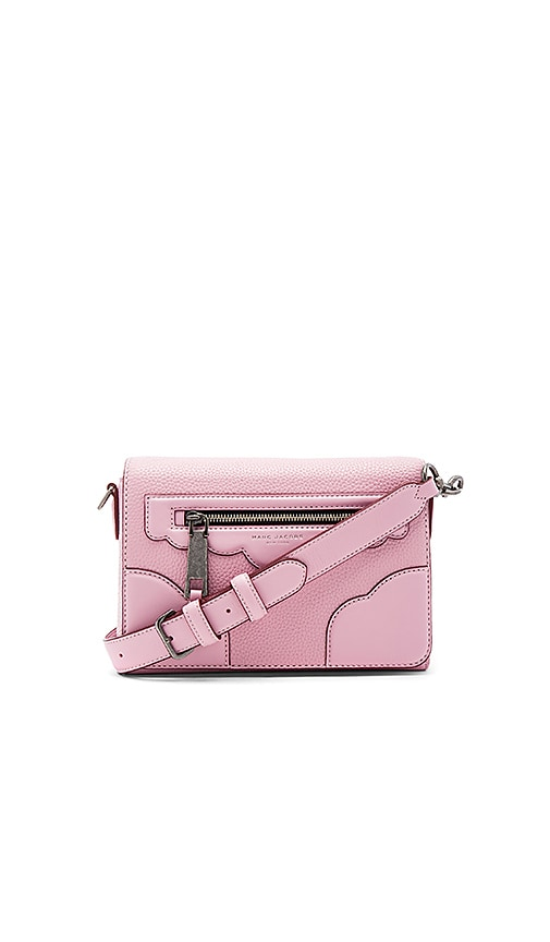 Marc Jacobs Haze Small Shoulder Bag in Pink