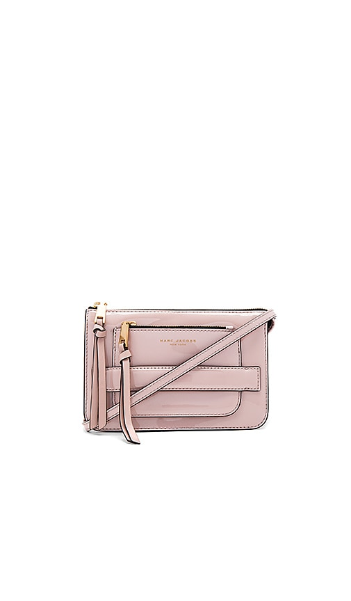 Madison Patent Crossbody Bag