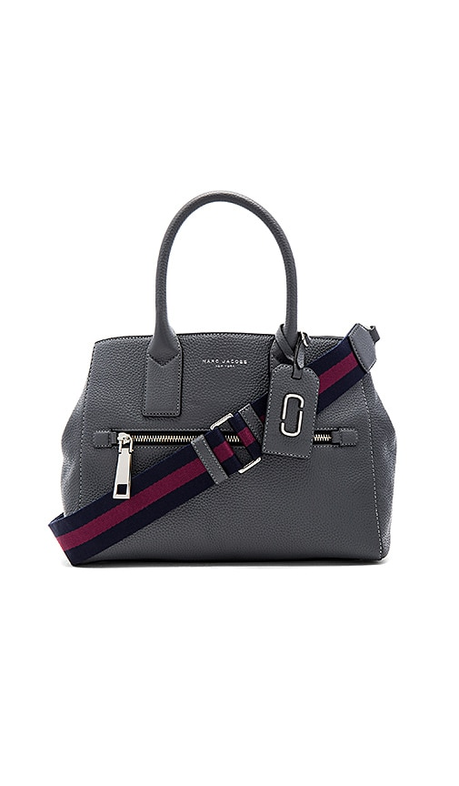 Marc Jacobs Gotham Tote Bag in Charcoal