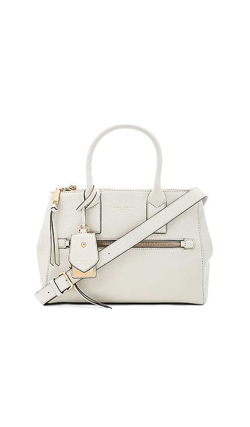 Marc Jacobs Recruit E/W Tote Bag in Ivory