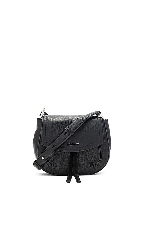 Marc Jacobs Maverick Mini Shoulder Bag in Black