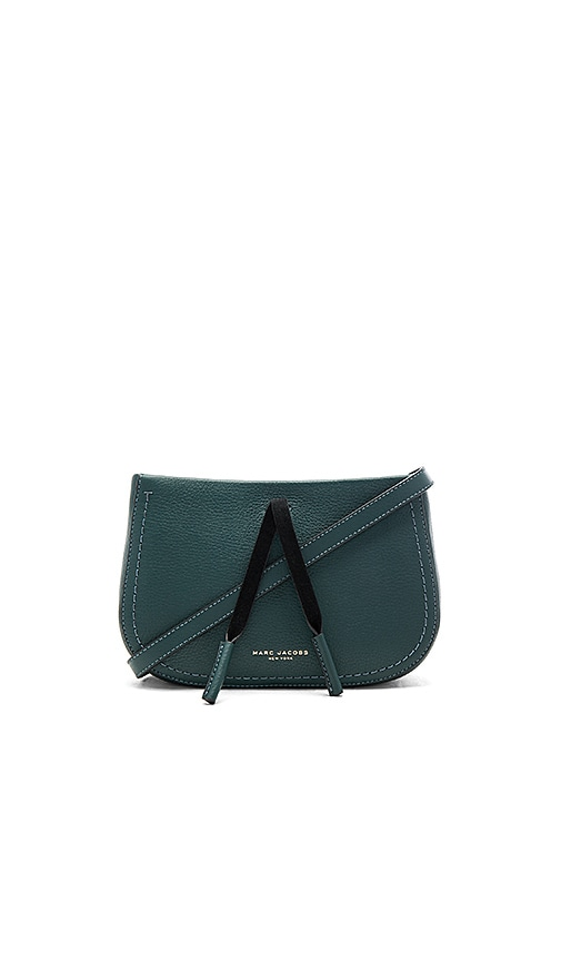 Marc Jacobs Maverick Crossbody Bag in Dark Green