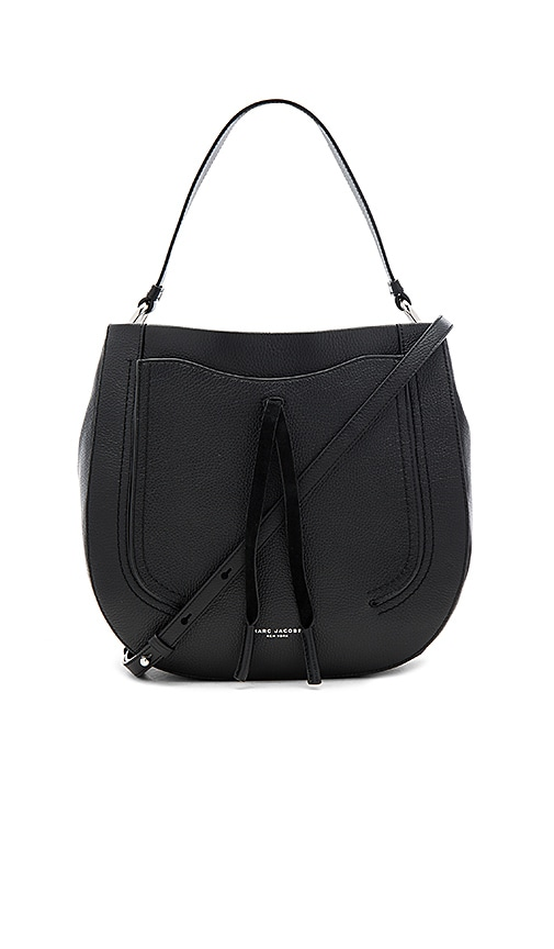 Marc Jacobs Maverick Hobo Bag in Black