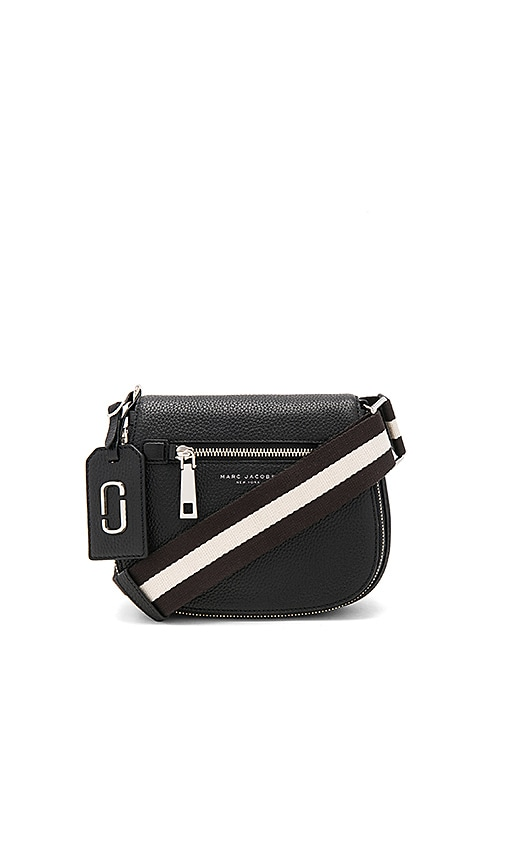 Marc Jacobs Gotham Small Nomad Shoulder Bag in Black
