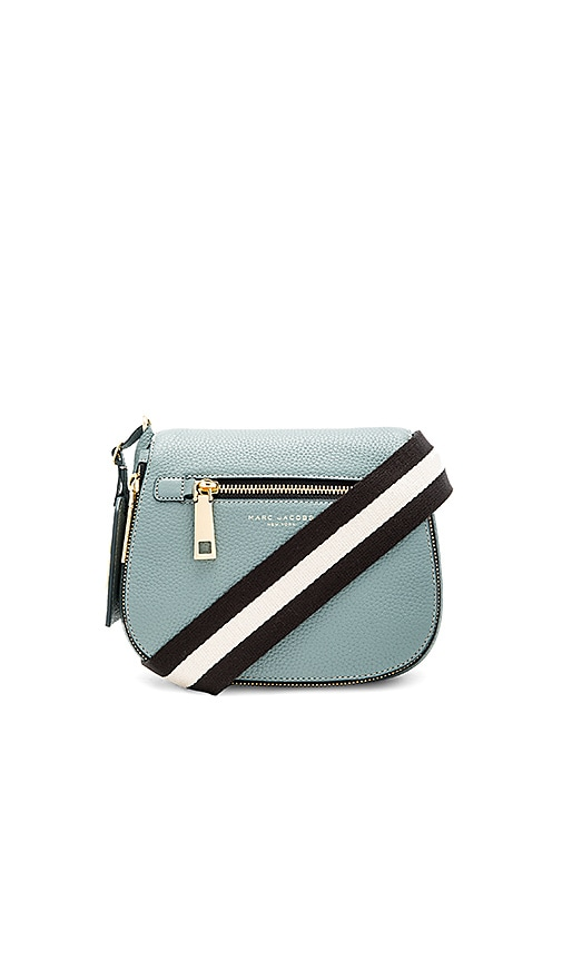 Marc Jacobs Gotham Small Nomad Shoulder Bag in Slate